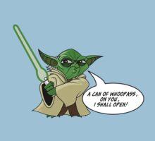 Yoda whoopass T-Shirt
