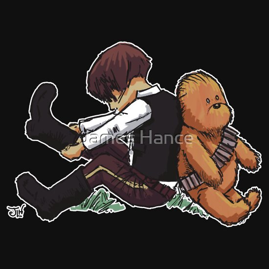 TShirtGifter presents: Wookiee The Chew T-Shirt