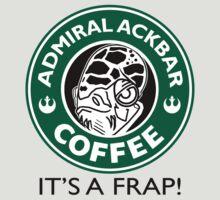 Admiral Ackbar Coffee T-Shirt
