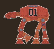 The General Lee AT-AT T-Shirt