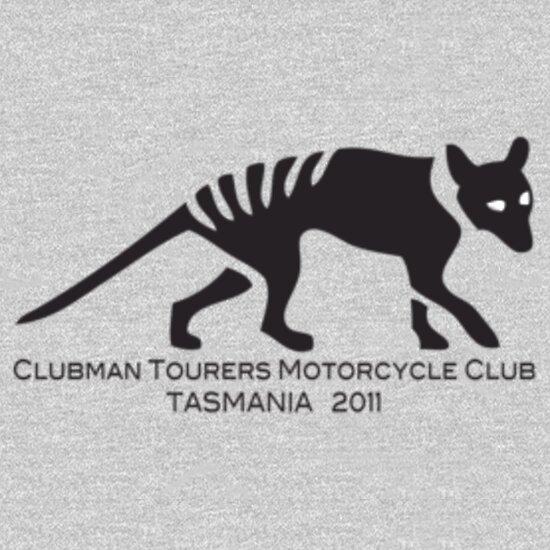 TShirtGifter presents: Clubman Tasmania T-Shirt