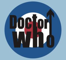 QUAD DOCTOR WHO T-Shirt